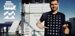 Тениска с икони – мечтата на всеки пътешественик. Едно безкрайно оригинално откритие.