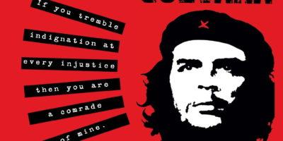 Че Гевара – Аз не съм освободител. Няма освободители. Хората сами се освобождават.