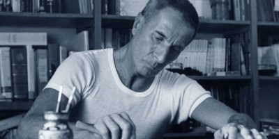Дино Будзати – Една капка / разказ