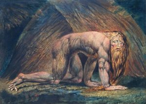 Nebuchadnezzar 1795-c. 1805 William Blake 1757-1827 Presented by W. Graham Robertson 1939 http://www.tate.org.uk/art/work/N05059