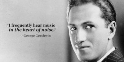 Джордж Гершуин – Харесва ми да мисля за музиката като за емоционална наука