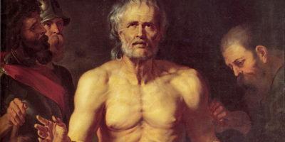 Златото се изпробва с огън, жената със злато, а мъжът с жена – Сенека