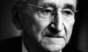- ZU APA 229 - Der šsterreichische Wirtschafts-NobelpreistrŠger Friedrich August von Hayek wŠre am 8. Mai 100 Jahre alt geworden. (undatiertes Archivbild) APA-Photo: Holz-Schwarz