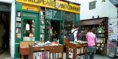 Легендарната книжарница на Силвия Бийч