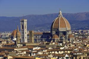 Basilica of San Lorenzo and Medici Chapel, Florence, Toscana, Italy / Firenze, Basilica di San Lorenzo di Firenze, Cappelle Medicee