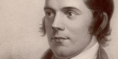 Националният поет и герой на Шотландия – Робърт Бърнс