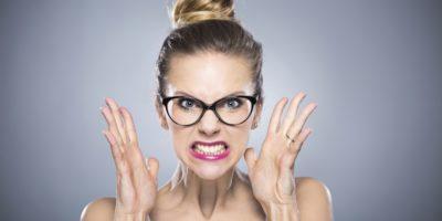 Психология на гнева
