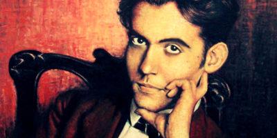 Шест великолепни стиха на Федерико Гарсия Лорка