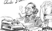 Благодарственото писмо на Буковски до човека, помогнал му да напусне душегубната работа и да стане писател
