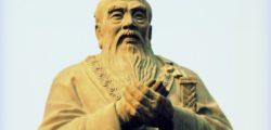 Конфуций – Колкото и големи да са прегрешенията ти, те са нищожни в сравнение с малодушието
