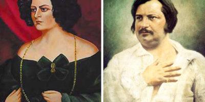 Едно любовно писмо на Оноре дьо Балзак до Евелина Ханска