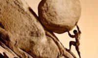 Притча за камъка, който само ти можеш да преместиш