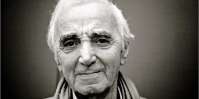 Кралят на френския шансон Шарл Азнавур на 93 години