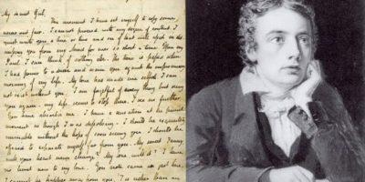 Шест великолепни поеми на Джон Кийтс