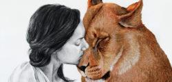 """На Александрина"" – Винченцо Капа (поема) – Тя има очи на опитомена лъвица …"