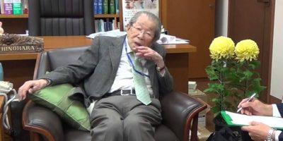 105 годишен японски лекар – Безпокойте се по-малко за това дали се храните правилно и се забавлявайте