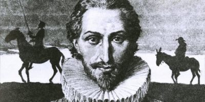 Мигел де Сервантес – Колелото на съдбата се върти по-бързо от перките на мелницата