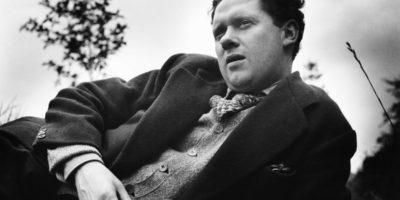 Дилън Томас  – В себе си държа един звяр, един ангел и един луд (биография и стихове)