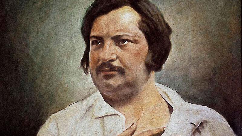 221 години от рождението на Оноре дьо Балзак