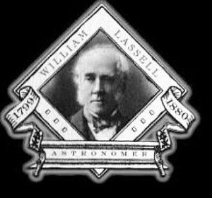 Резултат с изображение за английският астроном Уилям Ласел