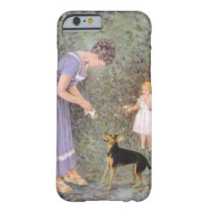 the_greedy_small_dog_by_guido_marzulli_realism_barely_there_iphone_6_case-rae495432080447779aa67bde1c8c38d6_zz0f5_324