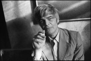 Venedikt Erofeev, russian writer. Moscow, 1977.