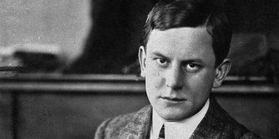 Фонтаните шумят като насън – Ернст Щадлер (поезия)