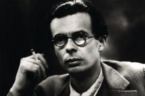 1946 --- Aldous Huxley --- Image by © Bettmann/CORBIS