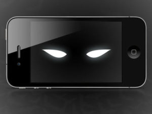 evil-iphone