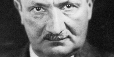 Този, който има велики мисли, често прави велики грешки – Мартин Хайдегер