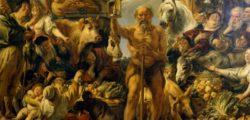 Диоген – Без радост всички умират по средата на своя път