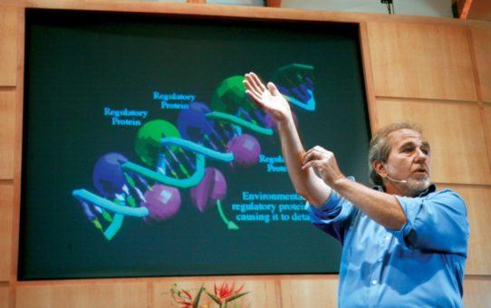 Д-р Брус Липтън : Вярата променя генетичният код, и може да ни излекува от много болести