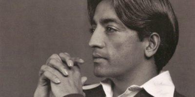 Дълбоката философия на изтока и Джиду Кришнамурти