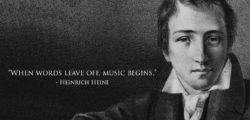 Хайнрих Хайне : Един от най-значимите немскоезични поети (стихове)