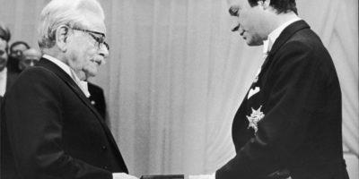 Единственият носител на Нобелова награда роден в България – Елиас Канети