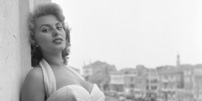 София Лорен на 83 години. Неапол е дал много велики неща на изкуството, едно от тях е София