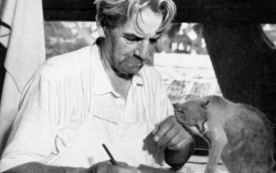 Алберт Швайцер – Има два начина за бягство от нещастията в живота – котките и музиката
