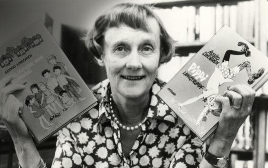 Астрид Линдгрен – Детство без книги не е никакво детство