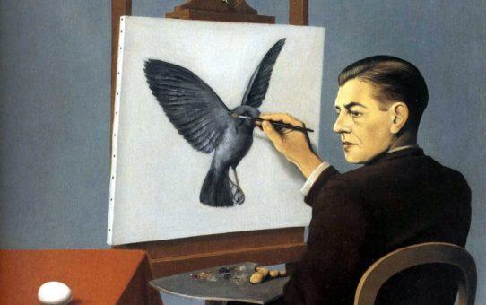 Рене Магрит -Ако сънят е превод на живота ни когато сме будни, будният ни живот също така е превод на съня