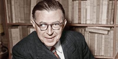 Жан-Пол Сартр : Животът започва от другата страна на отчаянието