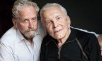 Легендарният актьор Кърк Дъглас на 101 години