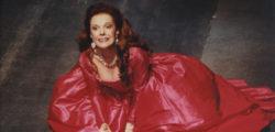 Райна Кабаиванска на 83 години. Българката, която италианската публика обожава
