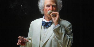 Алкохолът може да ти навреди, само ако стъпиш бос върху чашата си – Марк Твен