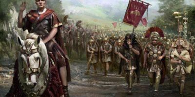 На днешната дата Гай Юлий Цезар, прекосява реката Рубикон и влиза в историята