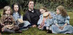 Луис Карол и истинската Алиса в страната на чудесата