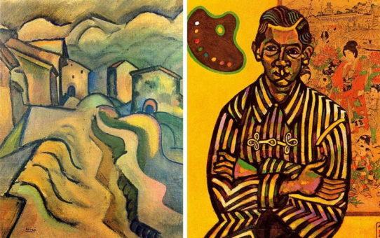 """127 години от рождението на Хуан Миро. """"Не правя разлика между поезия и рисуване"""""""