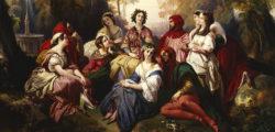 Джовани Бокачо – Раят ще бъде наистина рай, ако на любовниците е позволено толкова удоволствие, колкото са изпитали на земята