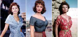 Мъжете забеляват умните жени, красивите пленяват погледа им, но помнят само обаятелните – София Лорен