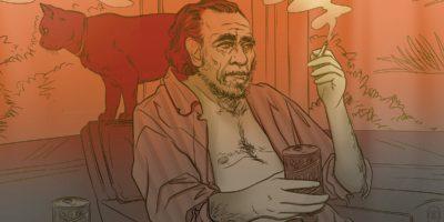Моята пияна от бира душа е по-тъжна от всички мъртви коледни елхи по света – Чарлс Буковски