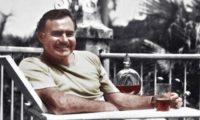 10 велики писатели, зависими от алкохола